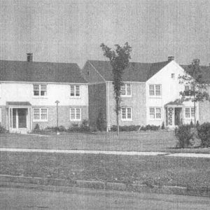 Fernwood Park in 1946